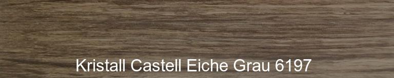 Kristall Castell Eiche Grau 6197