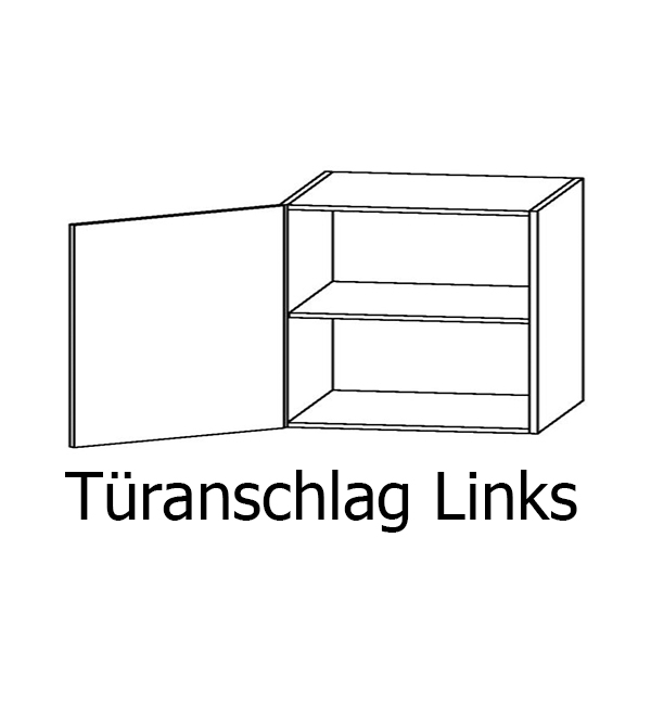 Tür links