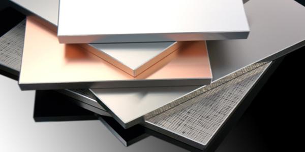 Metall Spanplatten